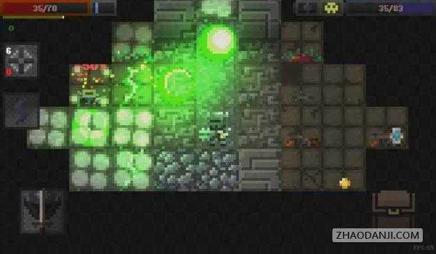 Caves Roguelike